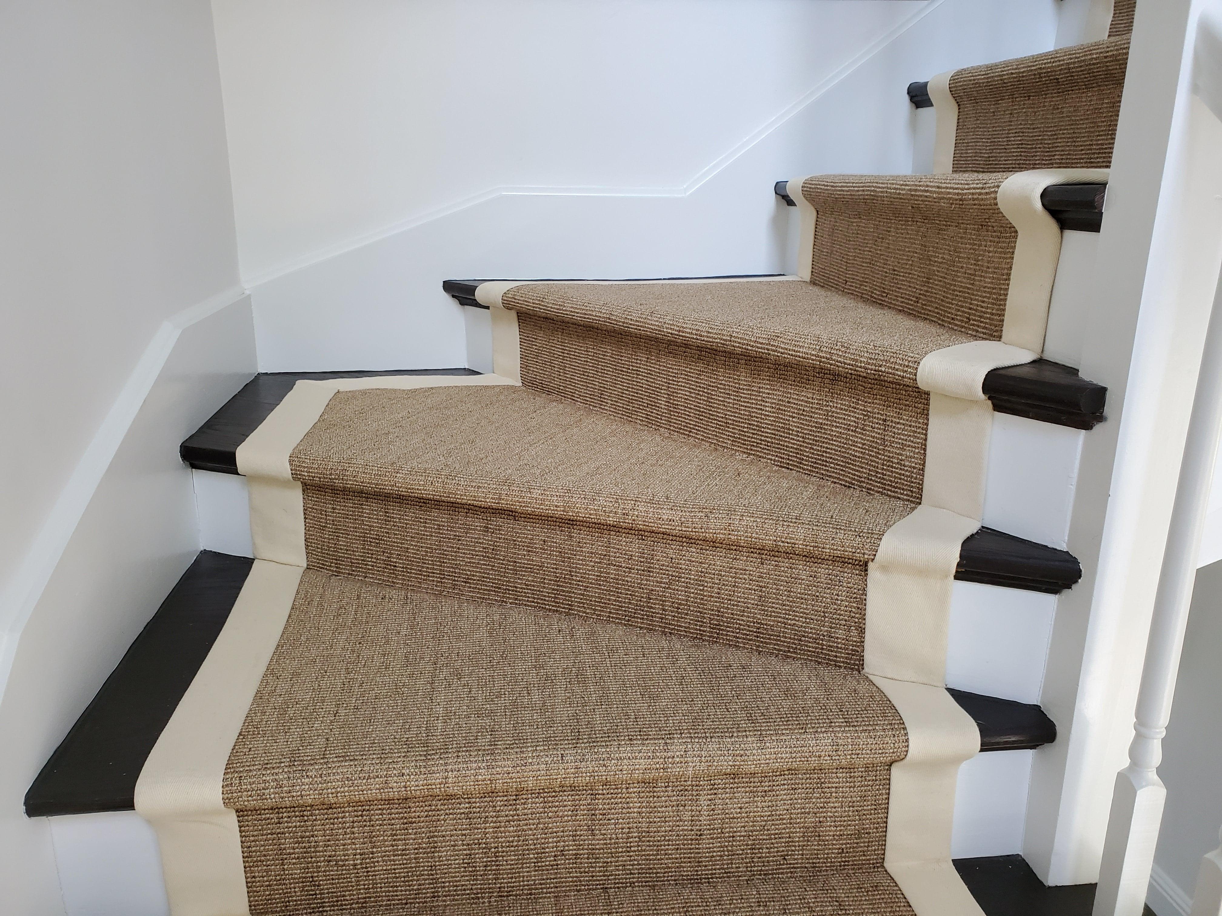 Custom Stair Runners Decorative Rods
